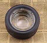 YOURNELO Tire Shape Round Car