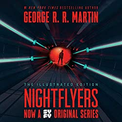 Nightflyers by George R.R. Martin science fiction book reviews