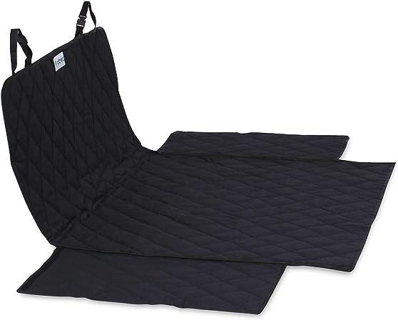 Dibea Kofferraumdecke Für Hunde Autoschondecke Mit Seitenschutz Und Ladekantenschutz Schutzdecke Wasserabweisend Größe 155x103 Cm Haustier