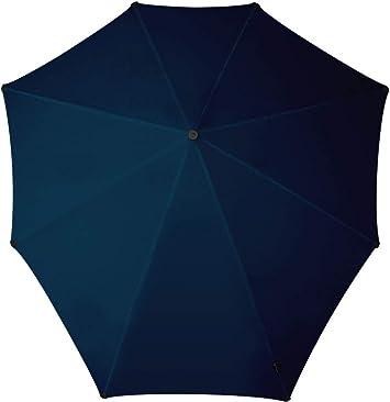 SENZ - Paraguas tradicional, color azul marino (midnight blue ...