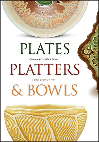 Plates, Platters, and Bowls (Ceramic Arts Select) Art Platter