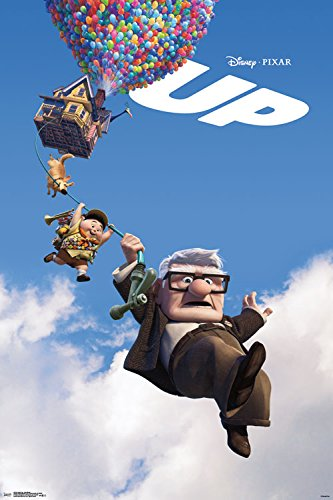 Trends International Disney Pixar Up One Sheet Collector's Edition Wall Poster, 24