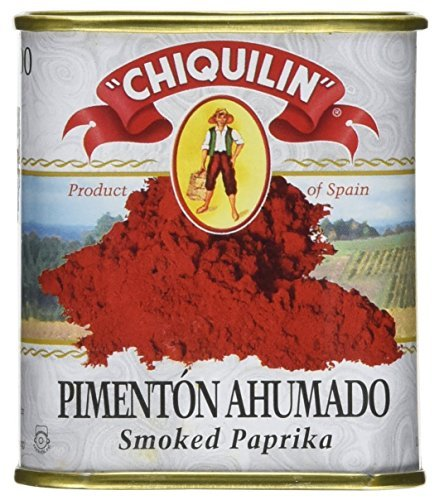 Chiquilin Smoked Paprika, 2.64 oz - Pack of 3