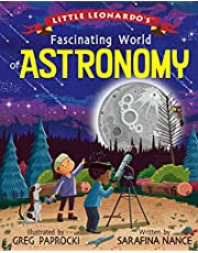 Little Leonardo's Fascinating World of Astronomy