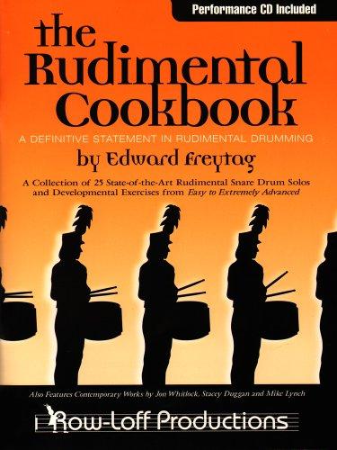 Rudimental Cookbook - 1