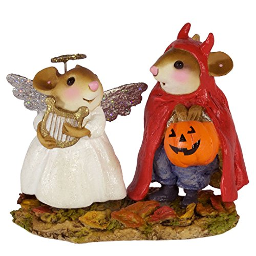 Wee Forest Folk 2016 Halloween Sweet and Spicy Twosome (Twosomes Halloween)
