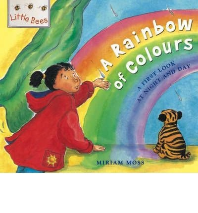 Download A Rainbow of Colours: A First Look at Colour (Little Bees) (Paperback) - Common pdf