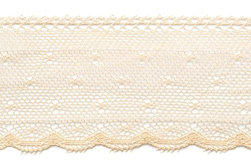 SIC 7226 03 Luxury Pull Frill Torchon Lace by ICS