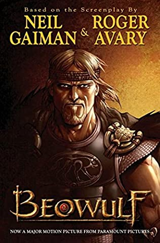 book cover of Beowulf