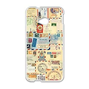 creative personalized high quality cell phone case for HTC M7 by runtopwellby Maris's Diary