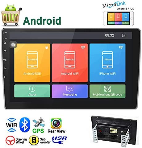 Camecho Android Navigation Bluetooth Support product image