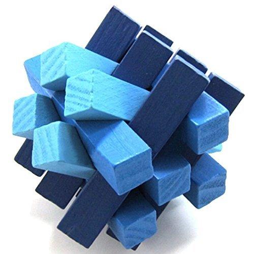 KINGOU Wooden Fifteen Oblique Puzzles product image