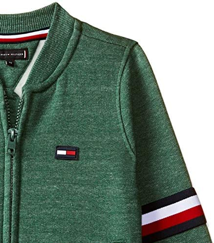 55d16120b04c TOMMY HILFIGER Baby Boys  Quilted Regular Fit Jacket ...