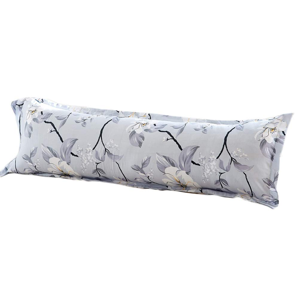 Wenyun Pillow Cases â€'' Soft, Premium Quality Hypoallergenic Light Pillowcase Covers â€'' Machine Washable Protectors â€'' Body Pillow Cover by Wenyun