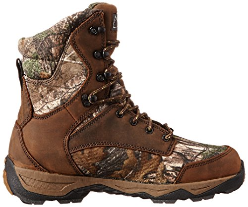 800G Rocky Waterproof Insulated Realtree Boot Outdoor Camouflage Xtra Retraction qErPwxa5E