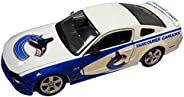 Top Dog TDH07MUVC NHL Vancouver Canucks 1:24 Scale 2006 Ford Mustang GT