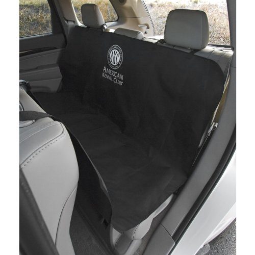 Amazon American Kennel Club Pet Car Seat Cover Black Automotive Covers Supplies