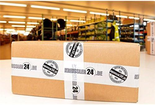 2 Stück380//85-24Luftschlauch für ReifenTR218A Metallventil24 Zoll