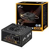 FSP 400W Mini ITX Solution/SFX 12V / Micro ATX 80 Plus Bronze Certification Power Supply (FSP400-60GHS(85)-R1)