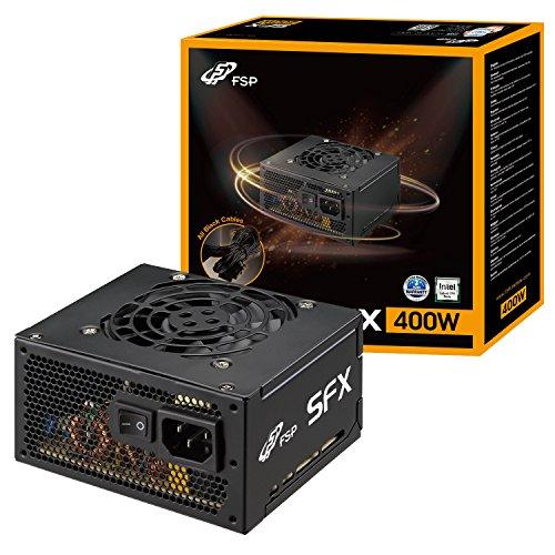 FSP Group U.S.A. 400W Mini ITX Solution / SFX 12V / Micro ATX 80 Plus Bronze Certification Power Supply (FSP400-60GHS(85)-R1)