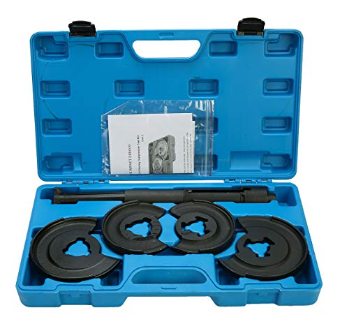 8milelake Suspension Coil Spring Compressor Repair Tools Set Compatible for Mercedes Benz