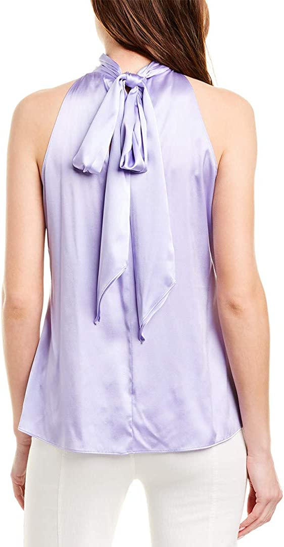 Ramy Brook Lori Silk-Blend Top