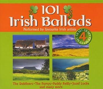 Various Artists - 101 Irish Ballads - Amazon com Music