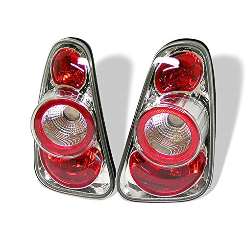 - For 2002-2006 Mini Cooper Hatchback 2005-2008 Mini Cooper Convertibles Chrome Clear Tail Lights Pair