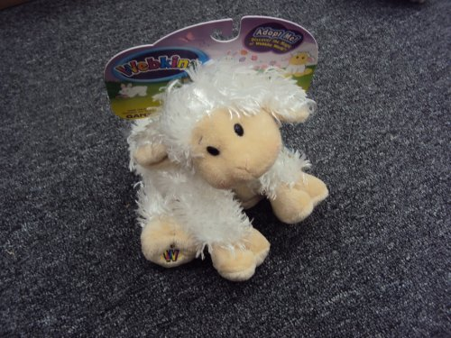 Webkinz Easter White Lamb Special Edition Sealed (Webkinz Lamb)