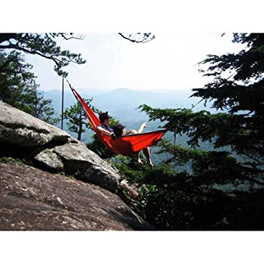 Eagles Nest Outfitters - DoubleNest Hammock, Retro-Tri Color