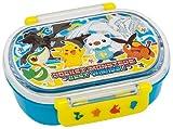 Pokemon Bento Oval Best Wishes Lunch Box - Oshawott Snivy Tepig by Skater