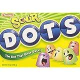 Dots Theater Box Sour 7-Ounce 12 Units, 2.37-Kilogram