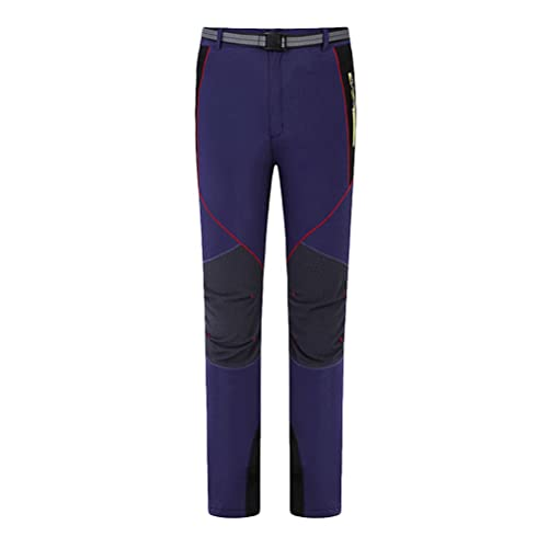 Zhhlinyuan Fashion High Quality Women's Hiking Trousers Outdoor Waterproof Pants