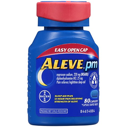 Aleve-PM-with-Easy-Open-Arthritis-Cap-Caplets-with-Naproxen-Sodium-220mg-NSAID-Pain-RelieverFever-ReducerSleep-Aid-80-Count