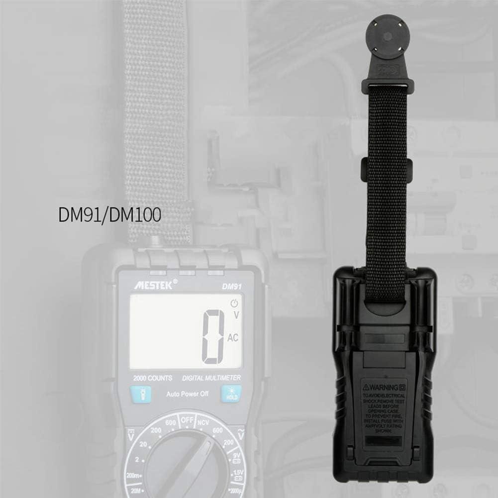 HIOKI TESTO 20.6x3.6cm Kit de suspension pour multim/ètre avec pince et support magn/étique compatible avec FLUKE