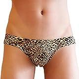Beautylife88 Men's Cotton Briefs Breathable Panties Underwear