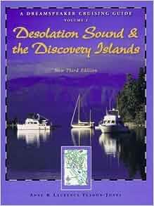 Cruise Planning - Desolation Sound Yacht Charters