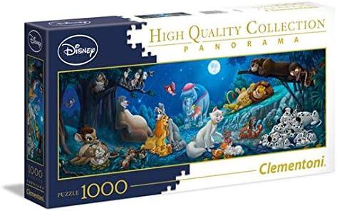 Clementoni Panorama Disney Puzzle