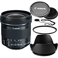Canon 10-18mm f/4.5-5.6 IS STM Lens