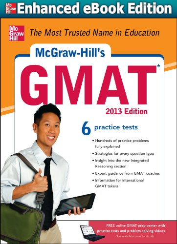 Download McGraw-Hill's GMAT, 2013 Edition Pdf