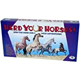 HERD YOUR HORSES Board Game by TaliCor