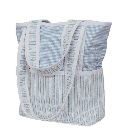 2019公式店舗 Hoohobbers Sherbert Tote Blue Tote Diaper Hoohobbers Bag by Bag CutieBeauty B0028XNUY0, ground(グラウンド):e079eab3 --- hohpartnership-com.access.secure-ssl-servers.biz