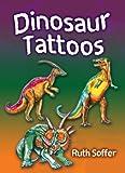 Dover 466717 Dover Publications-Dinosaur Tattoos