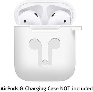 Étui AirPods, Étui Protecteur en Silicone Zariavo pour Apple Airpods Charging Case