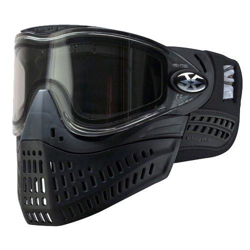 Empire Paintball E-Flex Goggle, Black