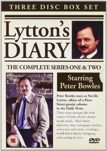 Lyttons Diary - Lytton's Diary - Region 2 PAL