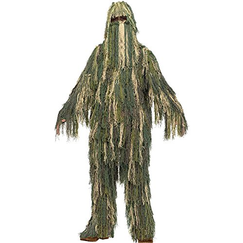 Fun World 131532L Ghillie Costume