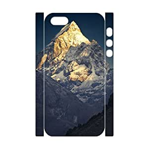 HEHEDE Phone Case Of Himalaya The top of the world For iPhone 5,5S