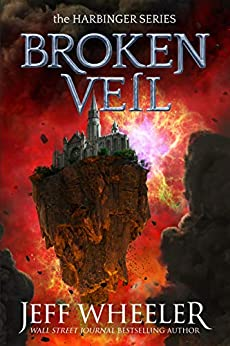 Broken Veil Harbinger Book 5 ebook