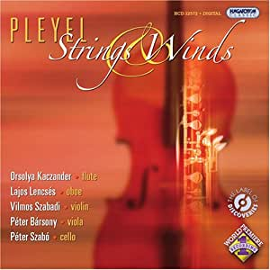 Pleyel: Chamber Music for Strings & Winds